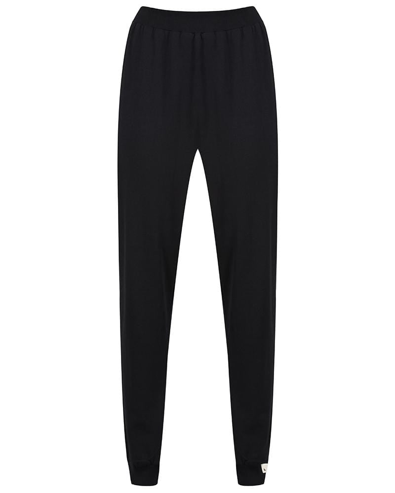 Ladies trouser - Black - Turtledovelondon