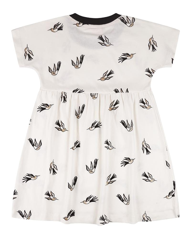 Hummingbird Dress - Turtledovelondon