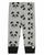 Monochrome Mr Panda Print Leggings