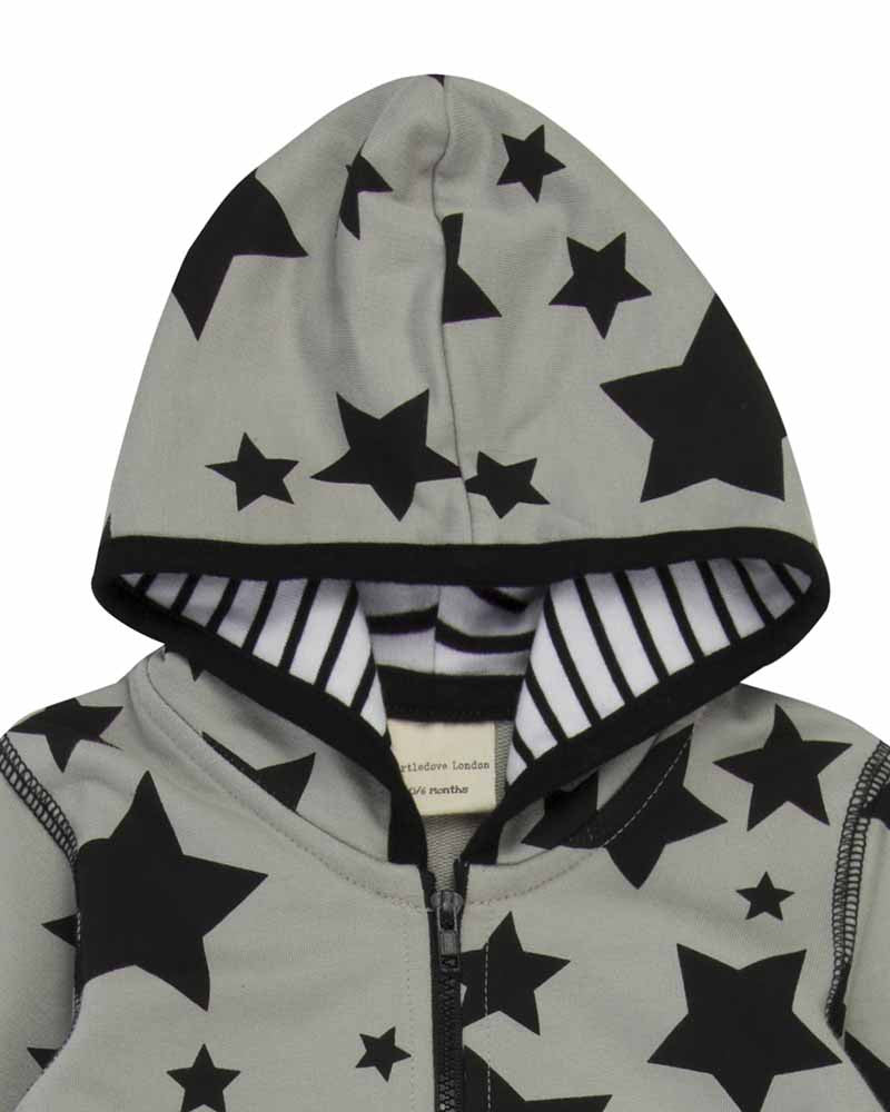 Starman Sweat Monochrome Outersuit