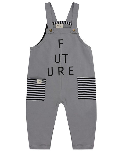 Easy Fit Dungaree - Future