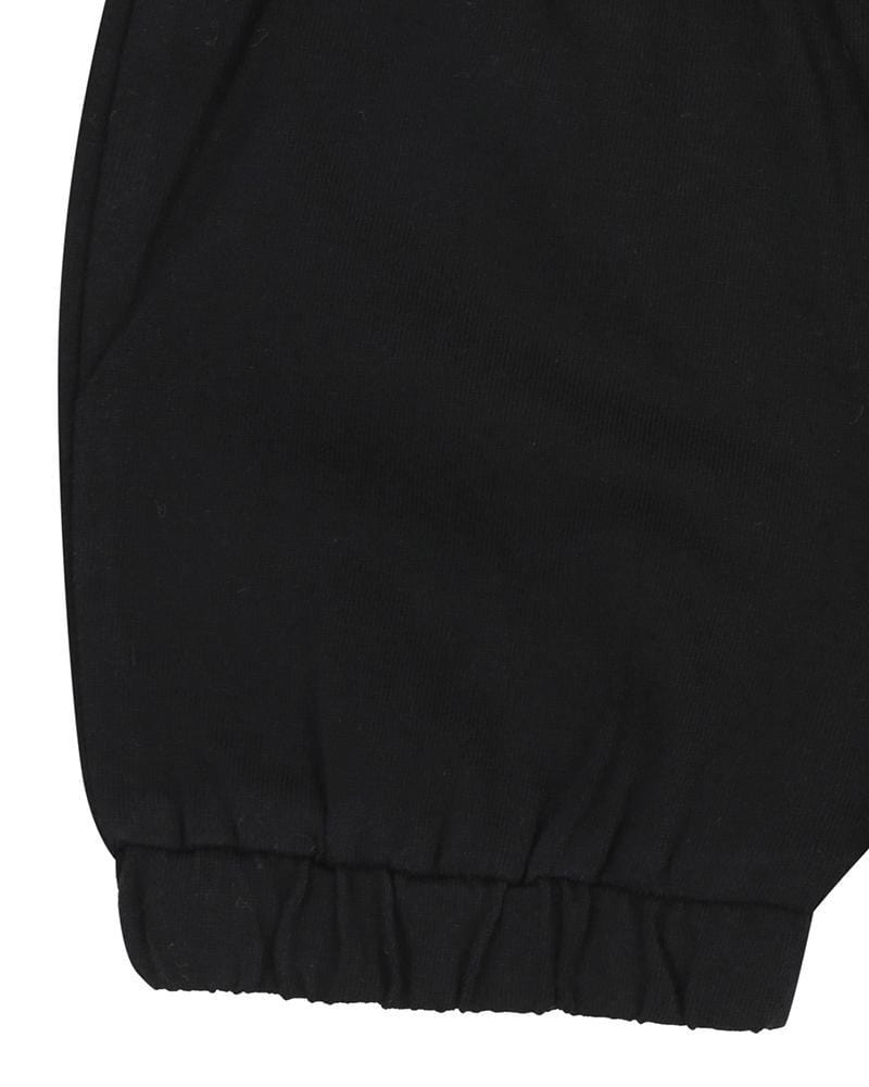 Bloomer Shorts - Plain Black