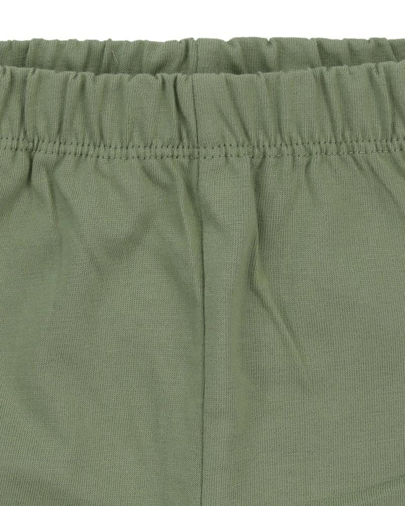 Bloomer Shorts- Plain Sage - Turtledovelondon