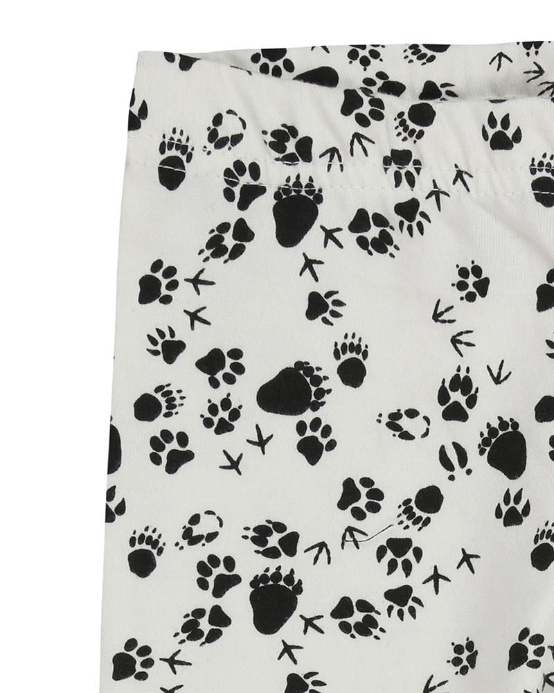 Footprints Leggings
