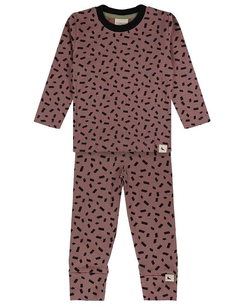 Confetti playset (Top+Pant) - Turtledovelondon