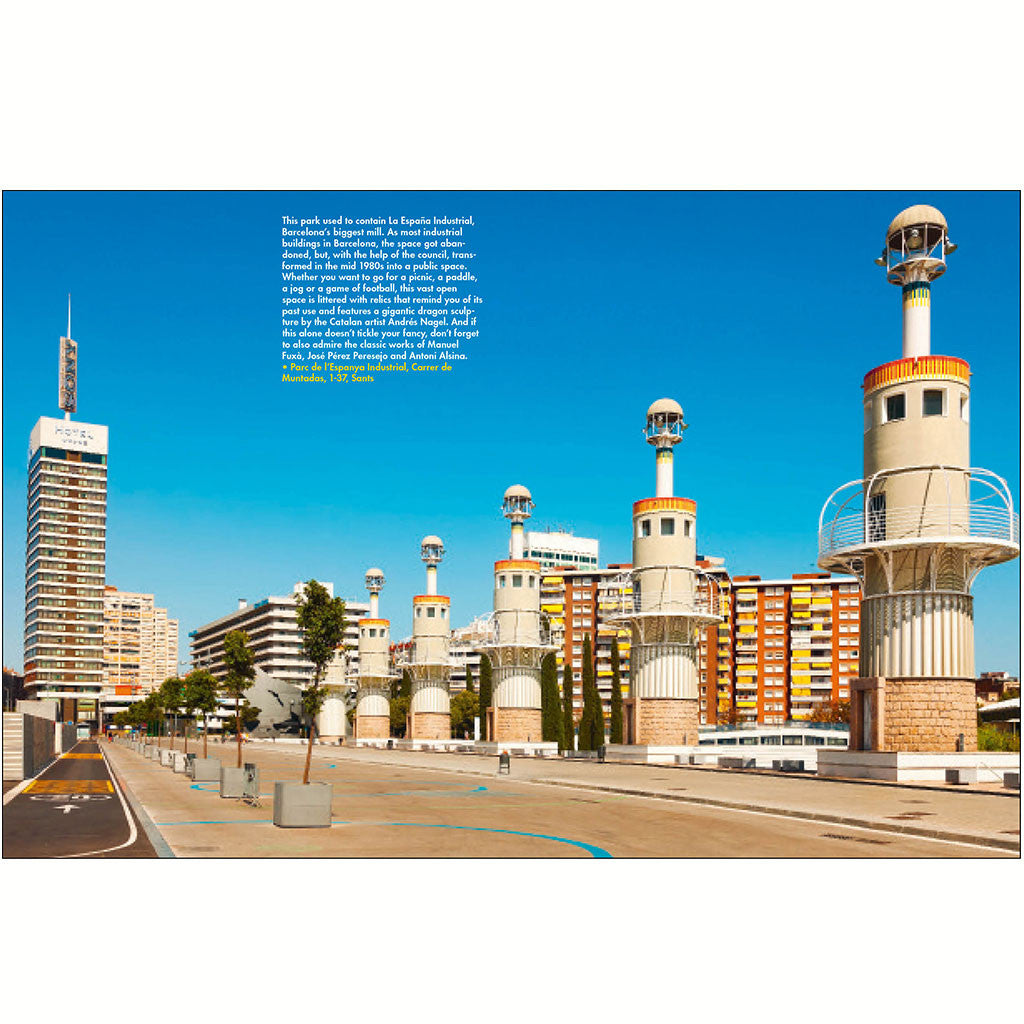 Lost in Barcelona spread 5