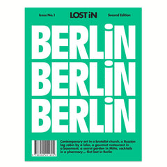 Lost in Berlin front cover