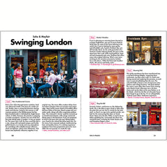 Lost in London spread 3