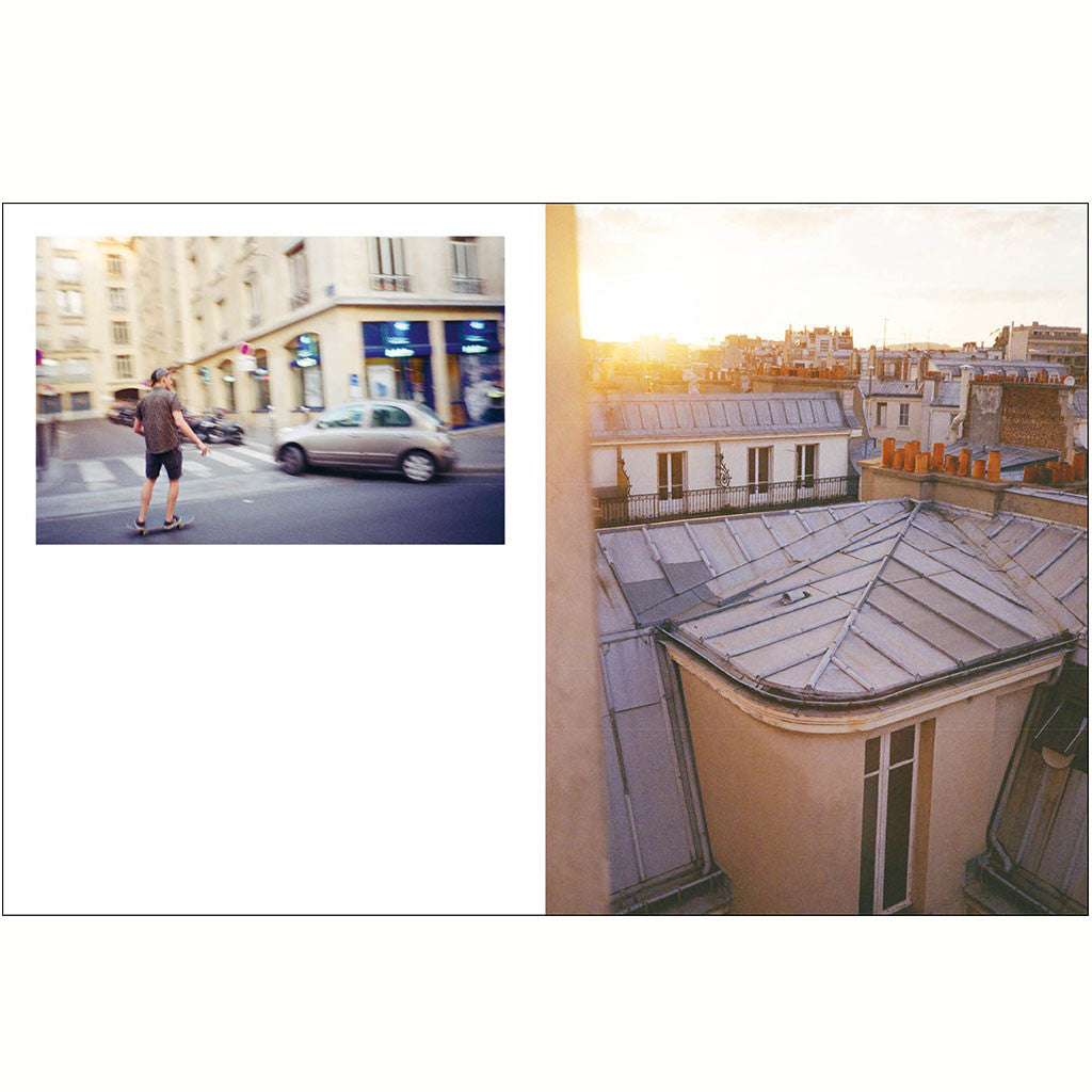 Lost in Paris spread 2