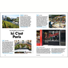 Lost in Paris spread 3
