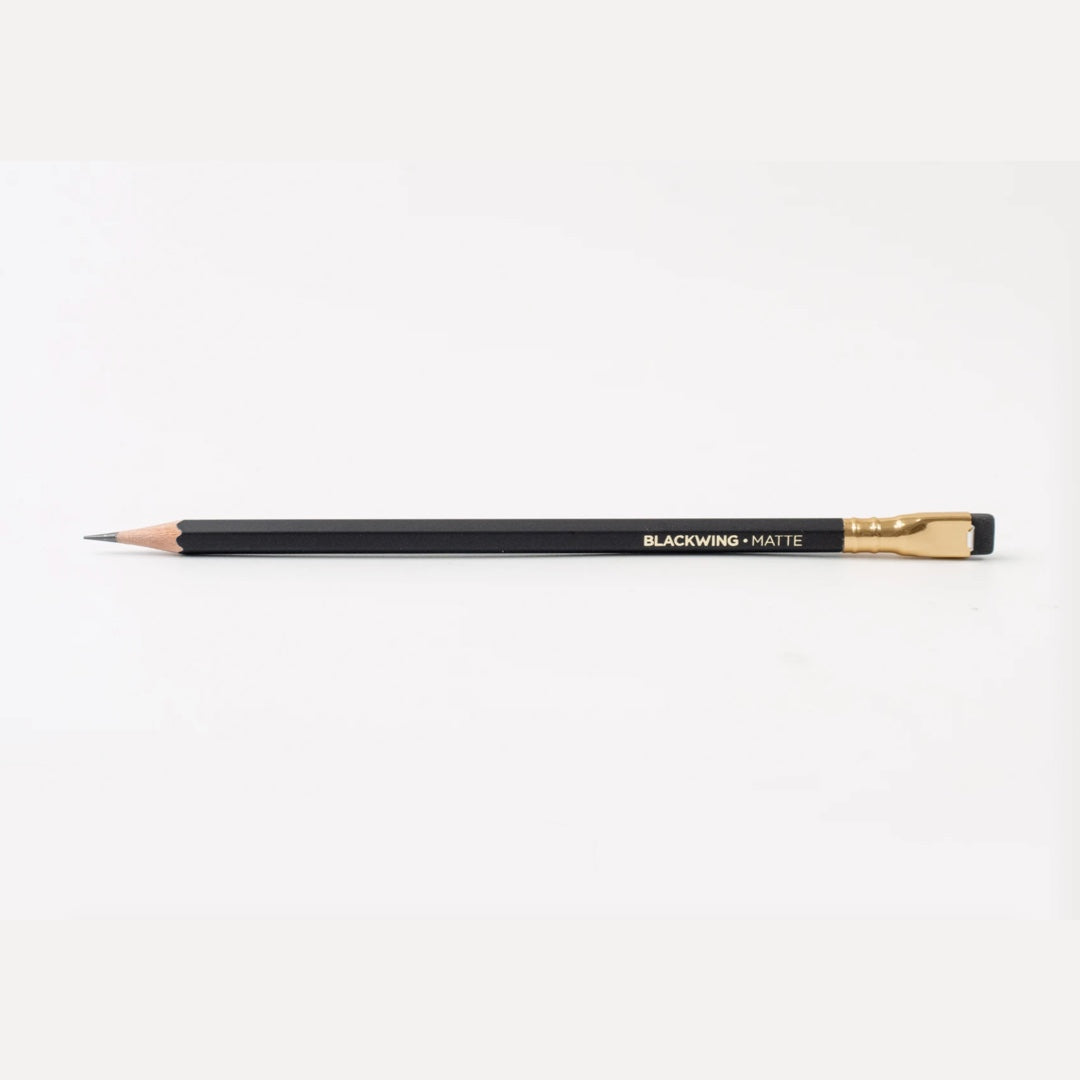 Blackwing Matte Soft Graphite Pencil