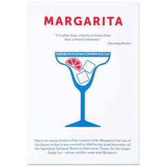 Crispin Finn Margarita Screen Print