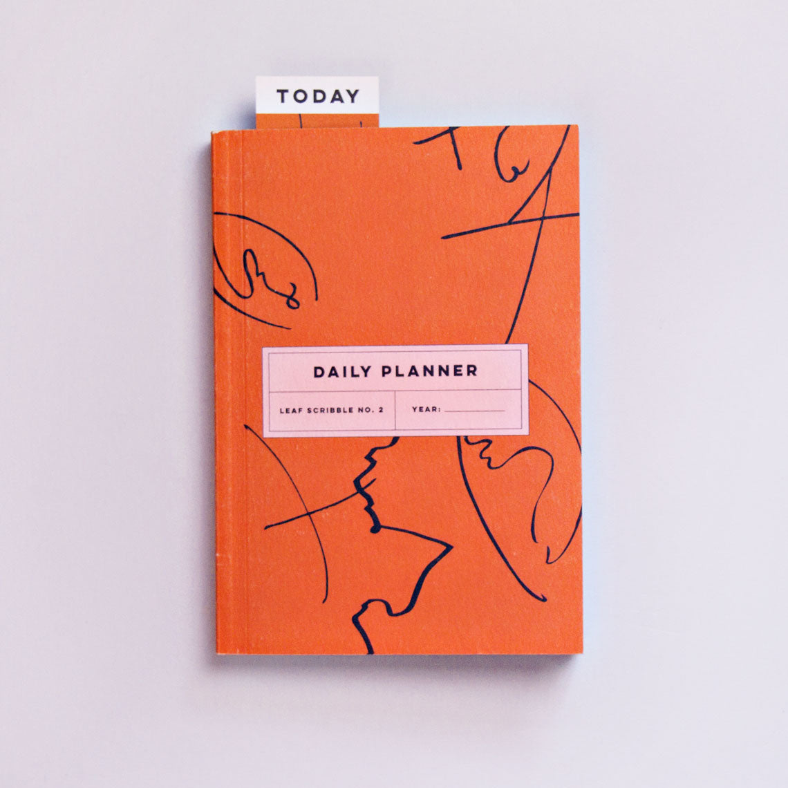 The Completist Daily Planner