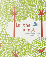 Close up of In The Forest front cover