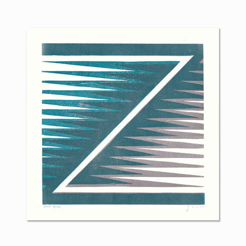 James Brown Zulu Z print