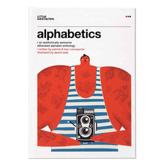 Alphabetics front cover image