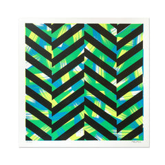 Malissa Brown Brush screen print no.6