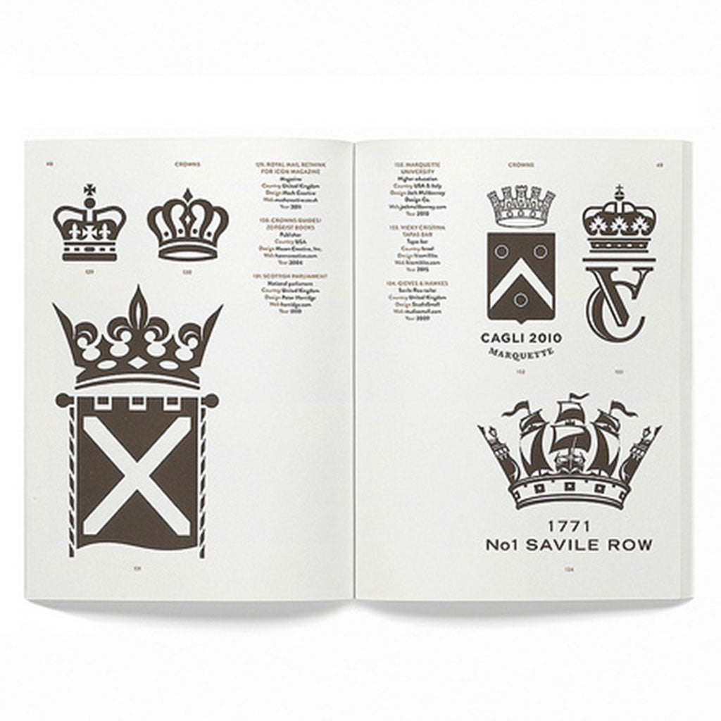 Counter Print Modern Heraldry Spread 2