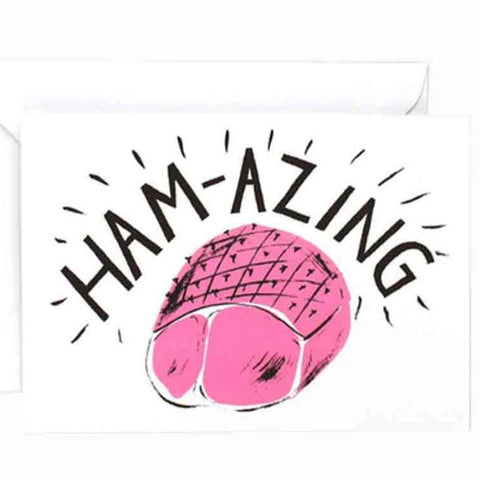 Wrap Ham-Azing gift card