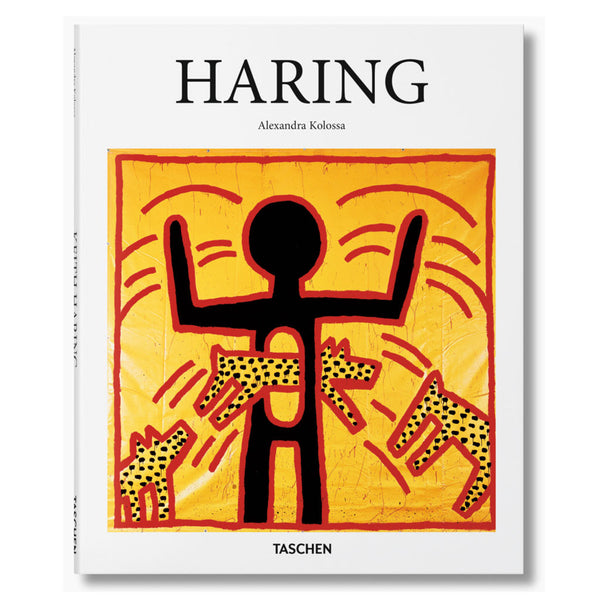 Keith Haring front cover