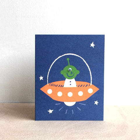 Lisa Jones Alien Gift Card