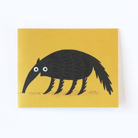 Anteater Greetings Card