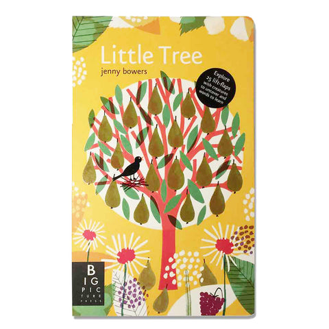 Little Tree front cover