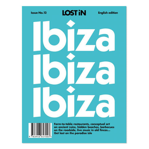 Lost in Ibiza front cover