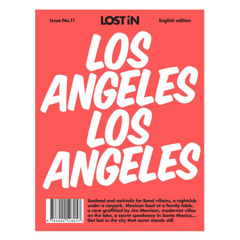 Lost in Los Angeles front cover