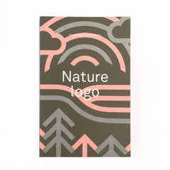 Counter Print Nature Logo Cover