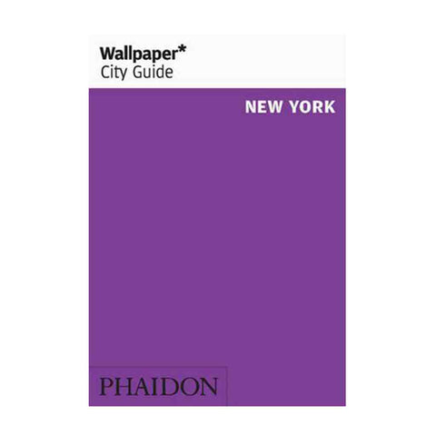 Wallpaper City Guide New York