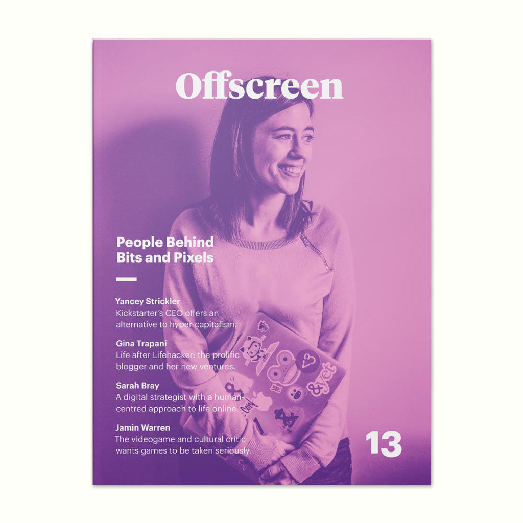 Offscreen Issue 13