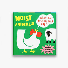 Noisy Animals: A Matching Game