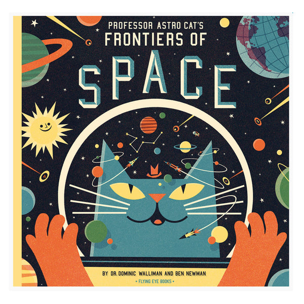 Professor Astrocat's Frontiers of Space