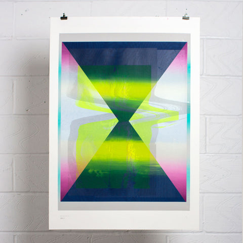 Total Hyper Vision Screen Print