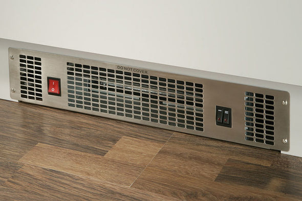Stainless Steel Plinth Heater 240v/2kw