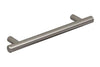 Hafele Brushed Nickel Bar Cabinet Handle