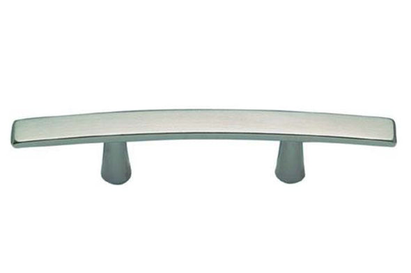 Hafele Bow Cabinet Handle 64 mm Hole Centres 140 mm Length