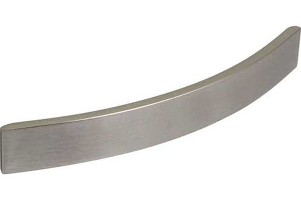 Hafele Stainless Steel Effect Bow Handle, 224-320 mm hole centres
