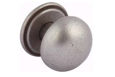Hafele Burlington Cast Iron 38mm Cabinet Knob