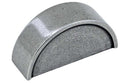 Hafele Deco Pewter Cup Cabinet Handle 64 mm Hole Centres 75 mm Length