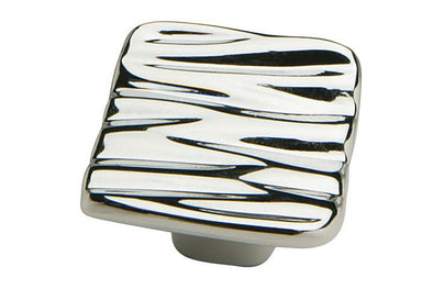 Hafele Oasi Polished Chrome Cabinet Knob