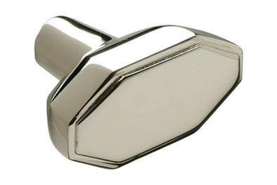 Hafele Art Deco Polished Nickel Finish Kitchen Door Knob