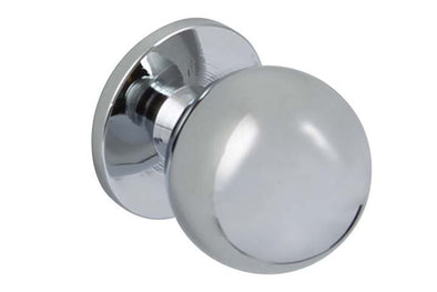 Hafele Polished Chrome 25/30mm Cabinet Knob