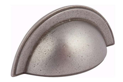 Hafele Burlington Cast Iron Cup Cabinet Handle