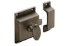 Hafele Cast Iron Finish Cabinet Catch