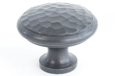 From the Anvil Beeswax 40mm. Beaten Cupboard Knob