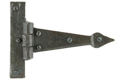 From the Anvil Beeswax 4'' Arrow Head T Hinge (pair)
