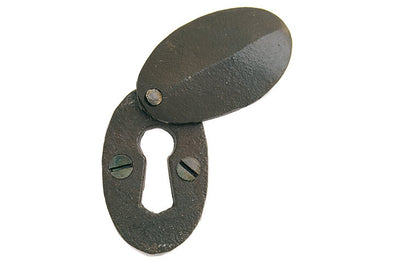 From the Anvil Beeswax Oval Escutcheon & Cover