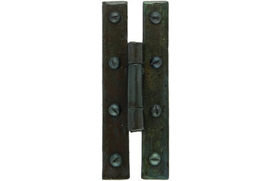 "From the Anvil Beeswax 3 1/4"" H Hinge (pair)"